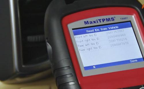 autel maxitpms ts601 tpms mx sensors 13