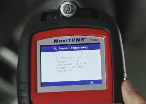 autel maxitpms ts601 tpms mx sensors 14