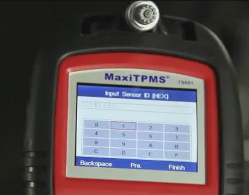 autel maxitpms ts601 tpms mx sensors 15