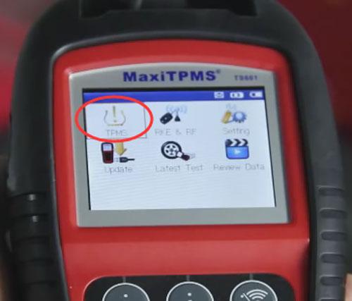 autel maxitpms ts601 tpms mx sensors 2