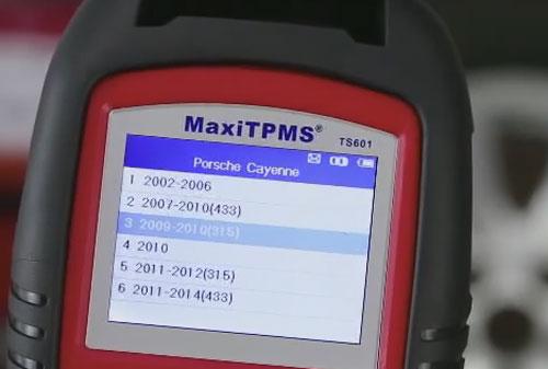 autel maxitpms ts601 tpms mx sensors 3